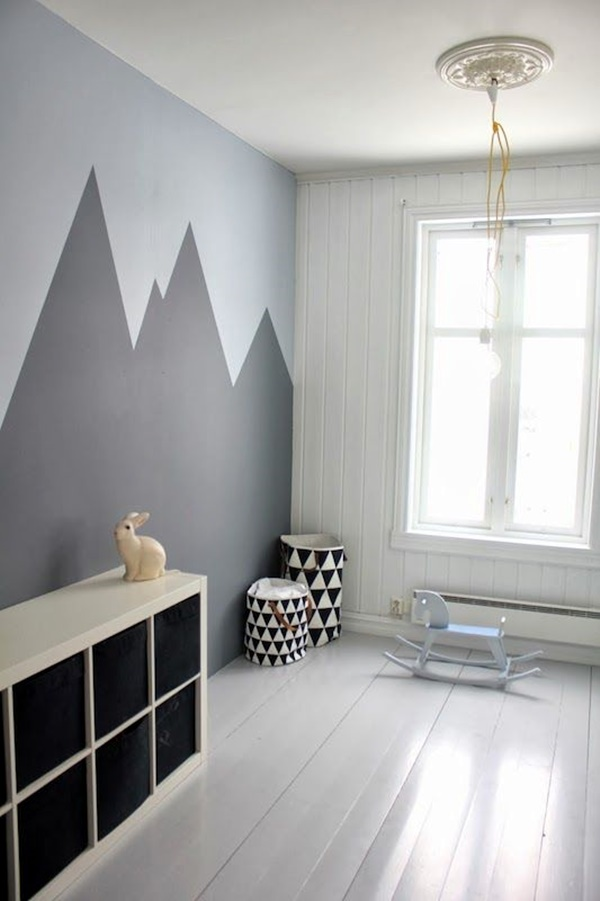 40 Elegant Wall Painting Ideas For Your Beloved Home  Bored Art