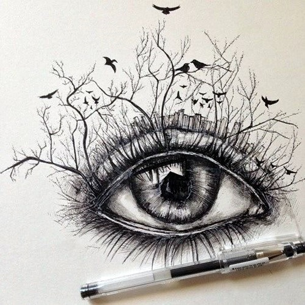 Just Some Amazing Hipster Drawing Ideas 40 Of It  Bored Art
