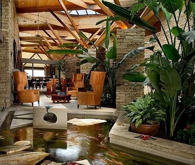 Relaxing Indoor Fountain Ideas