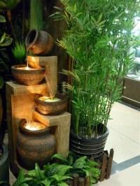 40 Relaxing Indoor Fountain Ideas - photofun4ucom