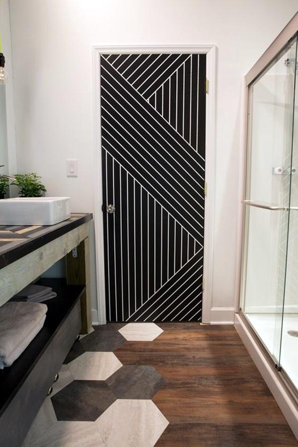 40 Creative Wood Floor Paint Decoration Art Works