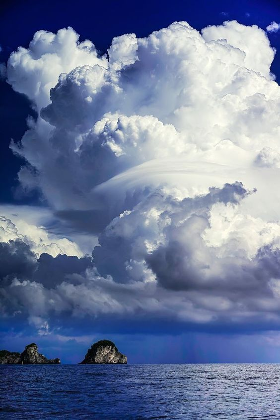 Surprisingly Curious And Interesting Cloud Photography  Bored Art