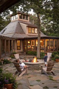 Cobblestone Patio Designs To Bring A Bit Of The Outdoors ...