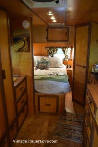 Tantalizing Trailer Interior Designs That Are Not At All ...