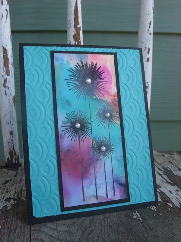 40 Original Alcohol Ink On Glass Examples