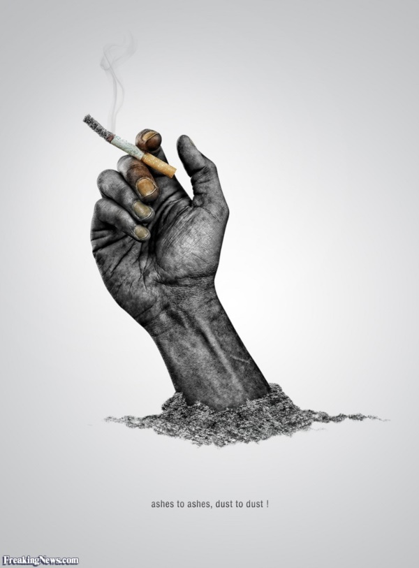 40 creative no smoking posters to Print