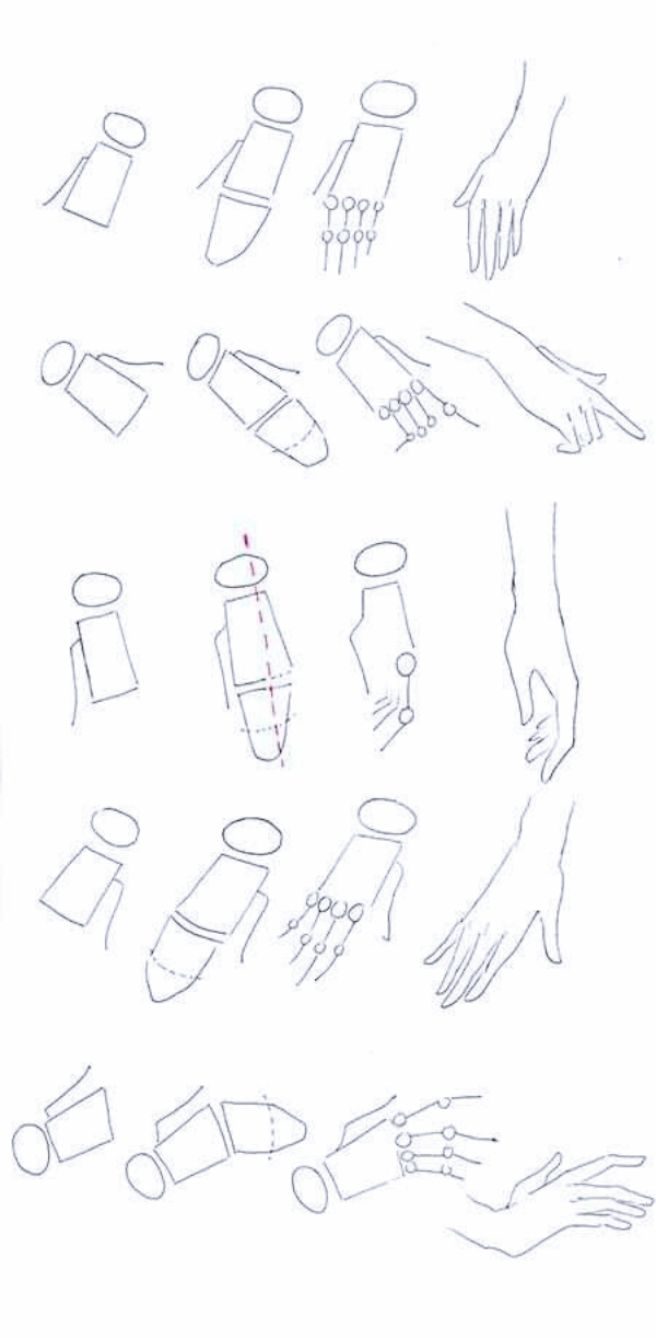 40 Practically Useful Drawing Cheat Sheets to Improve your