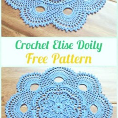 Crochet Doily Patterns With Diagram Industrial Wiring 40 Complex For Masters Bored Art