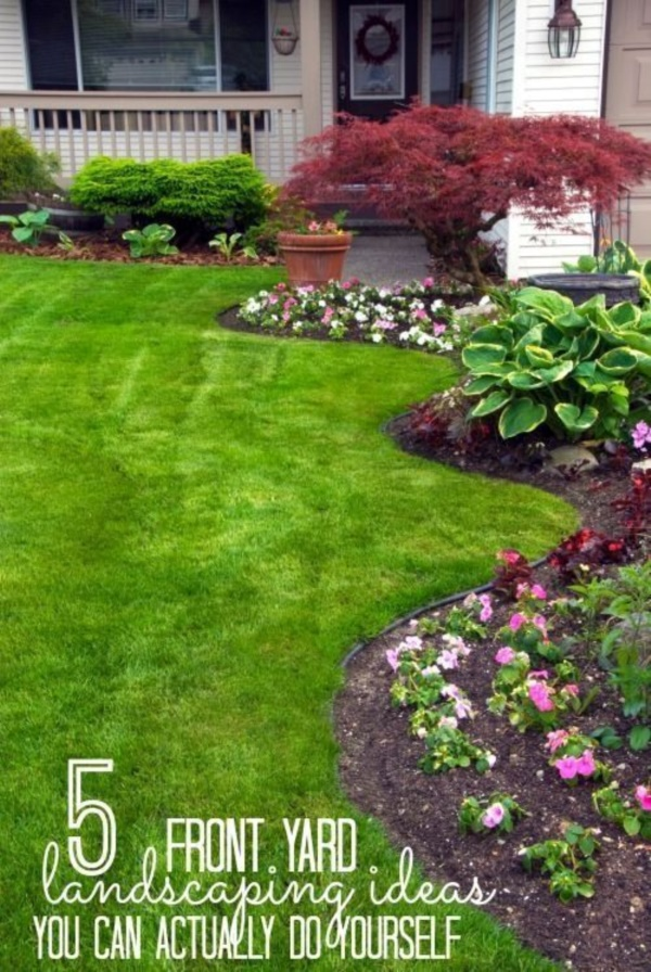 beautiful small front yard landscaping