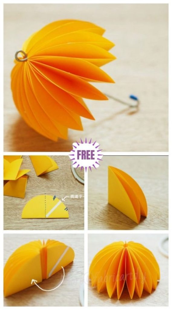 40 Paper Craft Ideas For Office Desk Bored Art