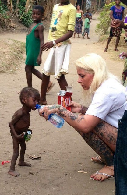 This Woman Dedicated Her Life To Saving Nigerian Children Accused Of Witchcraft