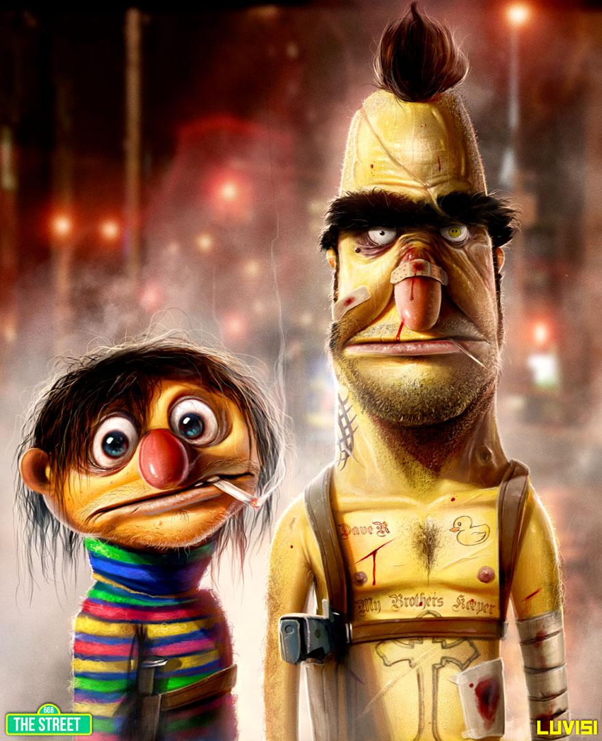 popped-culture-evil-cartoon-characters-dan-luvisi-1