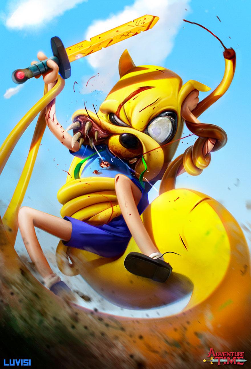 popped-culture-evil-cartoon-characters-dan-luvisi-6