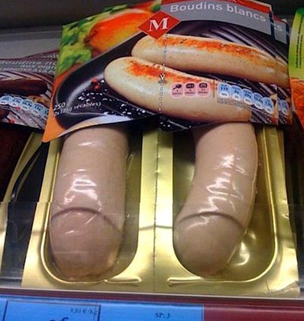 Strange Sausages