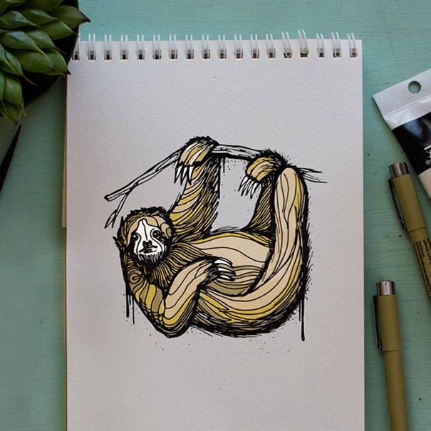 ilustraciones-diarias-animales-alfabeto-kyson-dana (3)