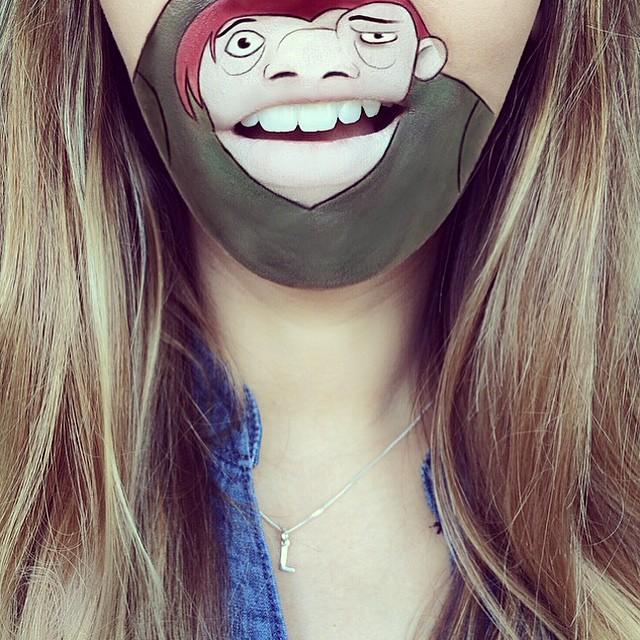 personajes-dibujos-labios-maquillaje-laura-jenkinson (15)