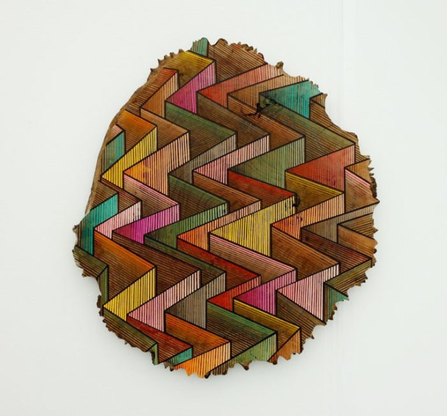 pintura-hipnotica-pedazos-madera-jason-middlebrook (11)
