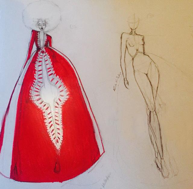 vestido-africano-bullying-reina-graduacion-kyemah-mcentyre (2)