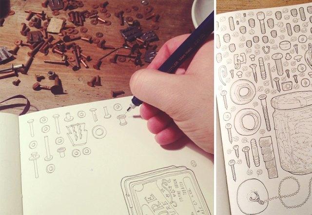 proyecto-dibujo-objetos-cobertizo-abuelo-fallecido-lee-john-phillips (11)