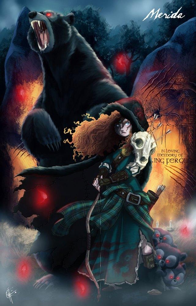 princesas-disney-oscuras-jeffrey-thomas (2)