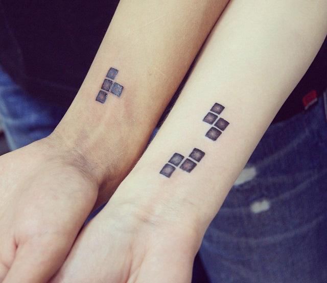 13 Parejas Valientes Que En Vez De Anillos Se Hicieron Tatuajes De