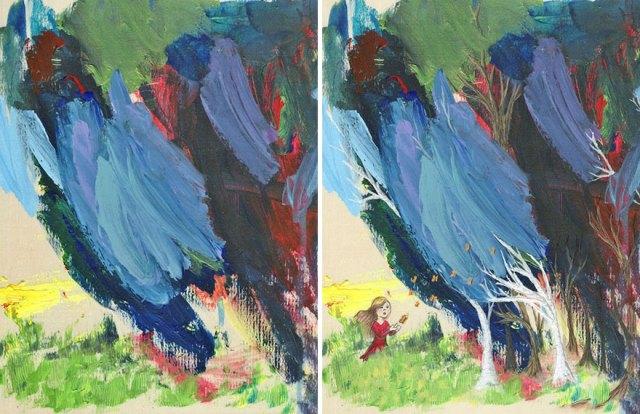 madre-hija-garabatos-pintura-eve-ruth-oosterman (4)
