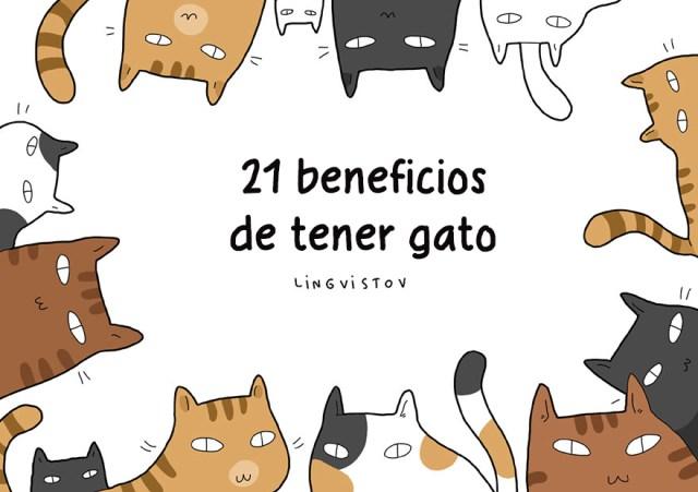 ilustraciones-beneficios-tener-gato-lingvistov-1