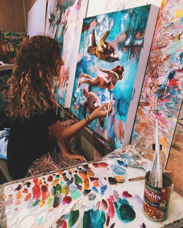 pintora-adolescente-dimitra-milan (10)