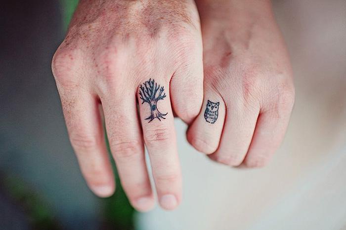 20 Ideas De Tatuajes Minimalistas Que Te Inspirarán Para Tatuarte