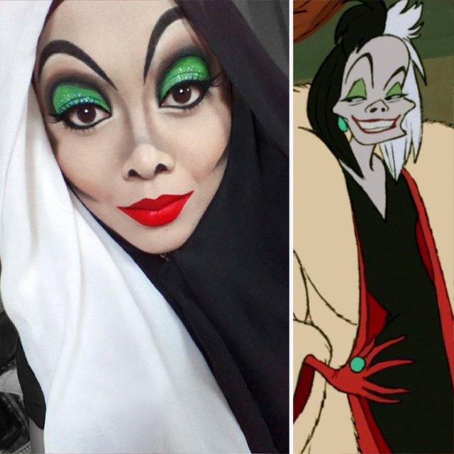 princesas-disney-maquillaje-hijab-saraswati (3)