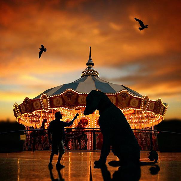 aventuras-juji-perro-gigante-photoshop-christopher-cline (7)