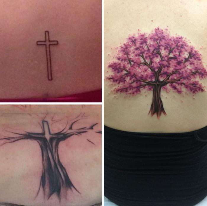 10 Ideas Creativas Para Cubrir Un Mal Tatuaje Y Que No Sea El Fin