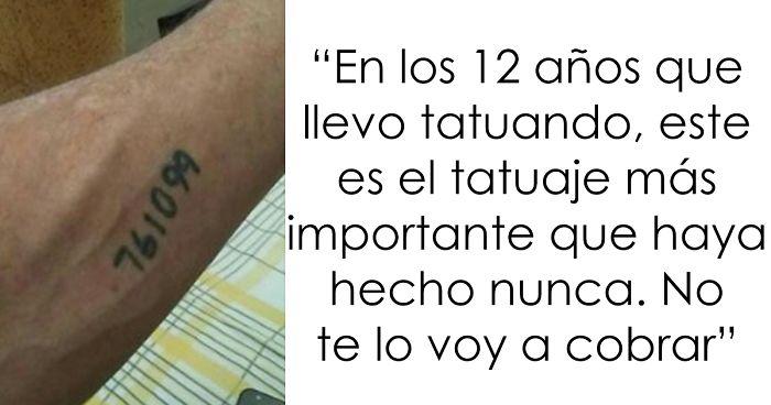 40 Elocuentes Tatuajes Y Las Conmovedoras Historias Tras Ellos