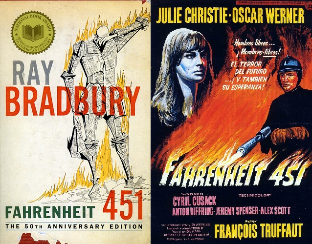 Fahrenheit 451 Vs. Good Night, and Good Luck
