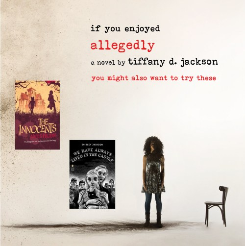 I've Read Allegedly, Now What?
