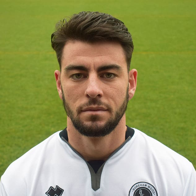 Joe Quigley (On loan from AFC Bournemouth)