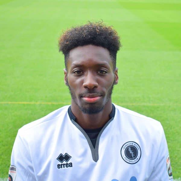 Blair Turgott (on loan at Maidstone United)