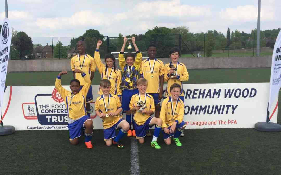 Round Up: BWFC Primary Schools Tournament 2016