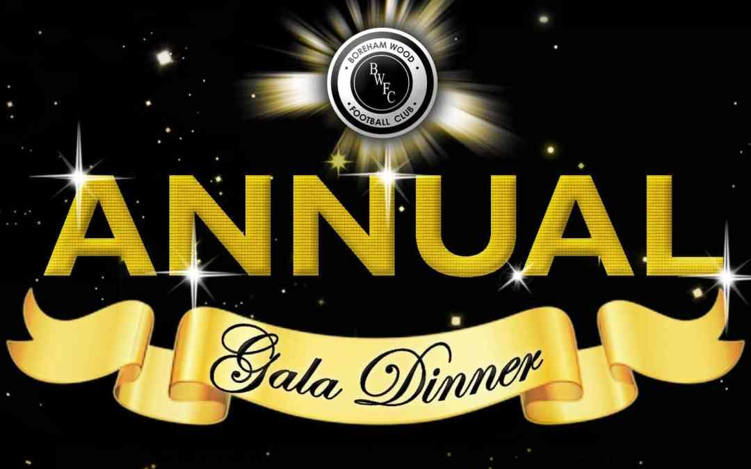 WOOD GALA NIGHT NEARLY A SELL OUT