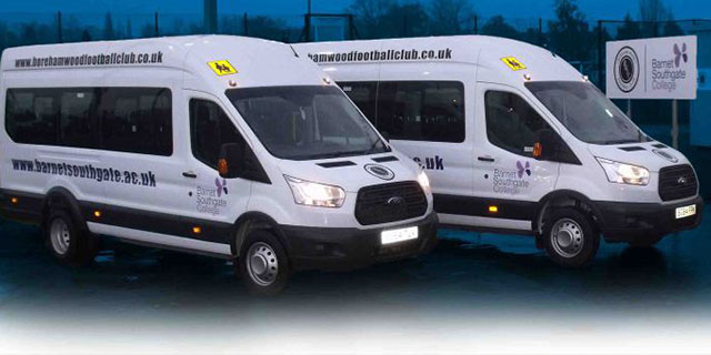 MINIBUS TRAVEL TO BARROW
