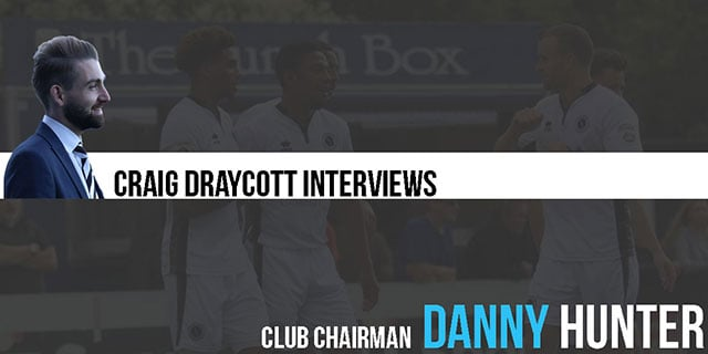 CHAT WITH THE CHAIRMAN – AHEAD OF COVENTRY