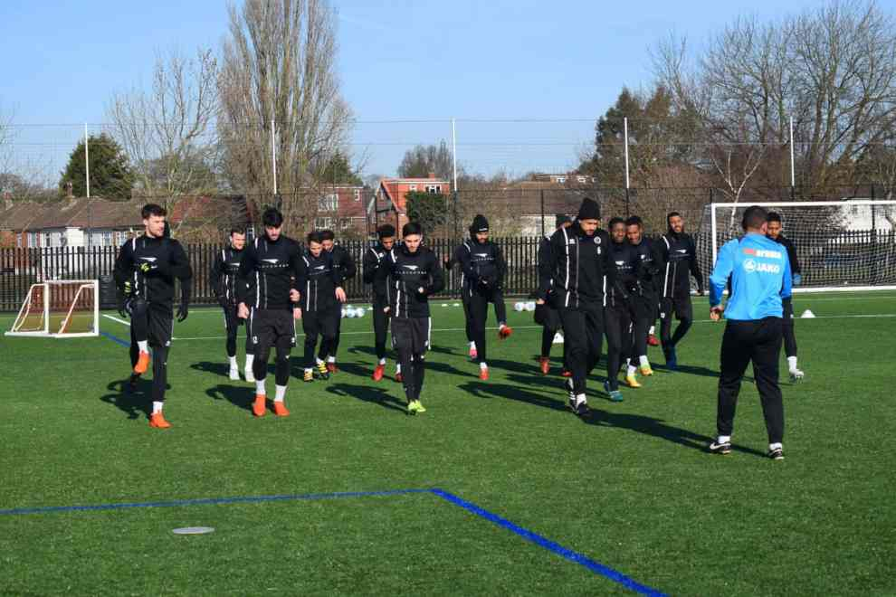 TWO PERCENT MIGHT BE ALL WE NEED | Boreham Wood Football Club