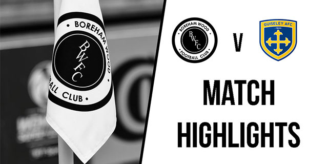 MATCH HIGHLIGHTS: GUISELEY