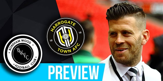 LUKE GARRARD PREVIEW – HARROGATE TOWN