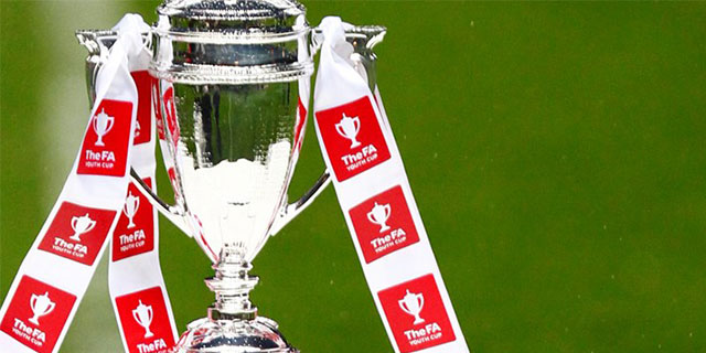 UNDER 18S TO FACE BARNET IN THE FA YOUTH CUP