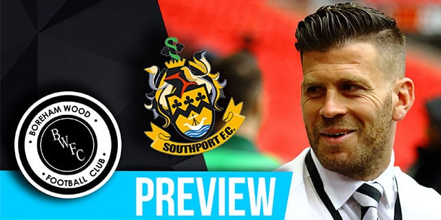 LUKE GARRARD PREVIEW – SOUTHPORT