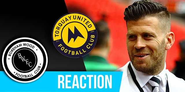 LUKE GARRARD PREVIEW – TORQUAY UNITED