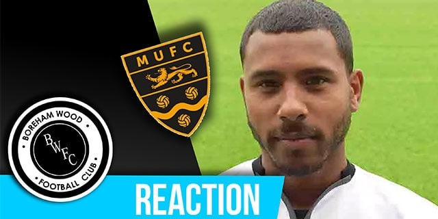 KEIRAN MURTAGH REACTION – MAIDSTONE UNITED