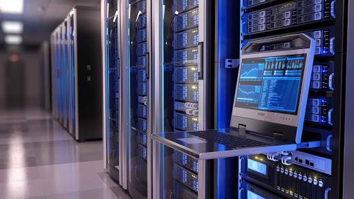 Оборудване на сървърни и център за данни