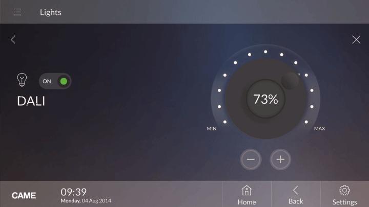 контрол на осветлението в пасивна къща